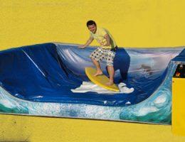 simulateur surf